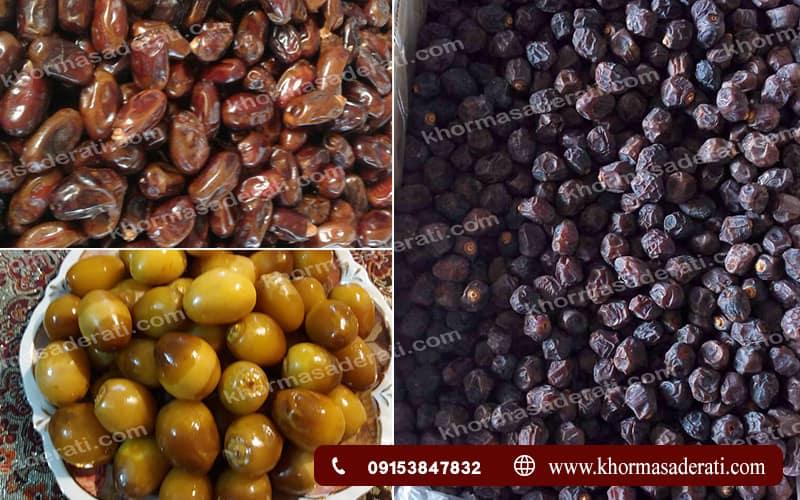 خرمای سایر خوزستان