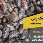 خرید عمده خرمای خشک ربی